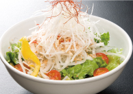 鍋コース サラダ
