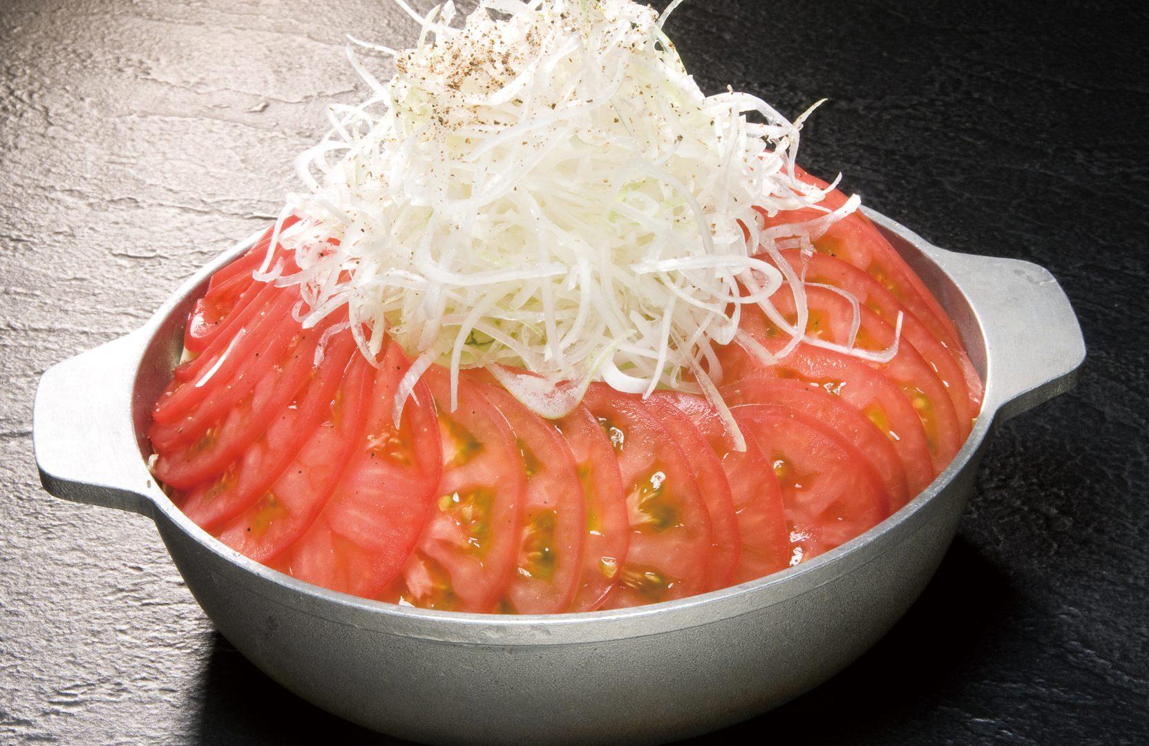 トマト鍋/さっぱり派にピッタリ!食べてキレイになろう♪